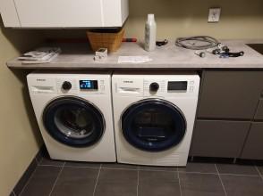 Nya tvättmaskin&tumlare
